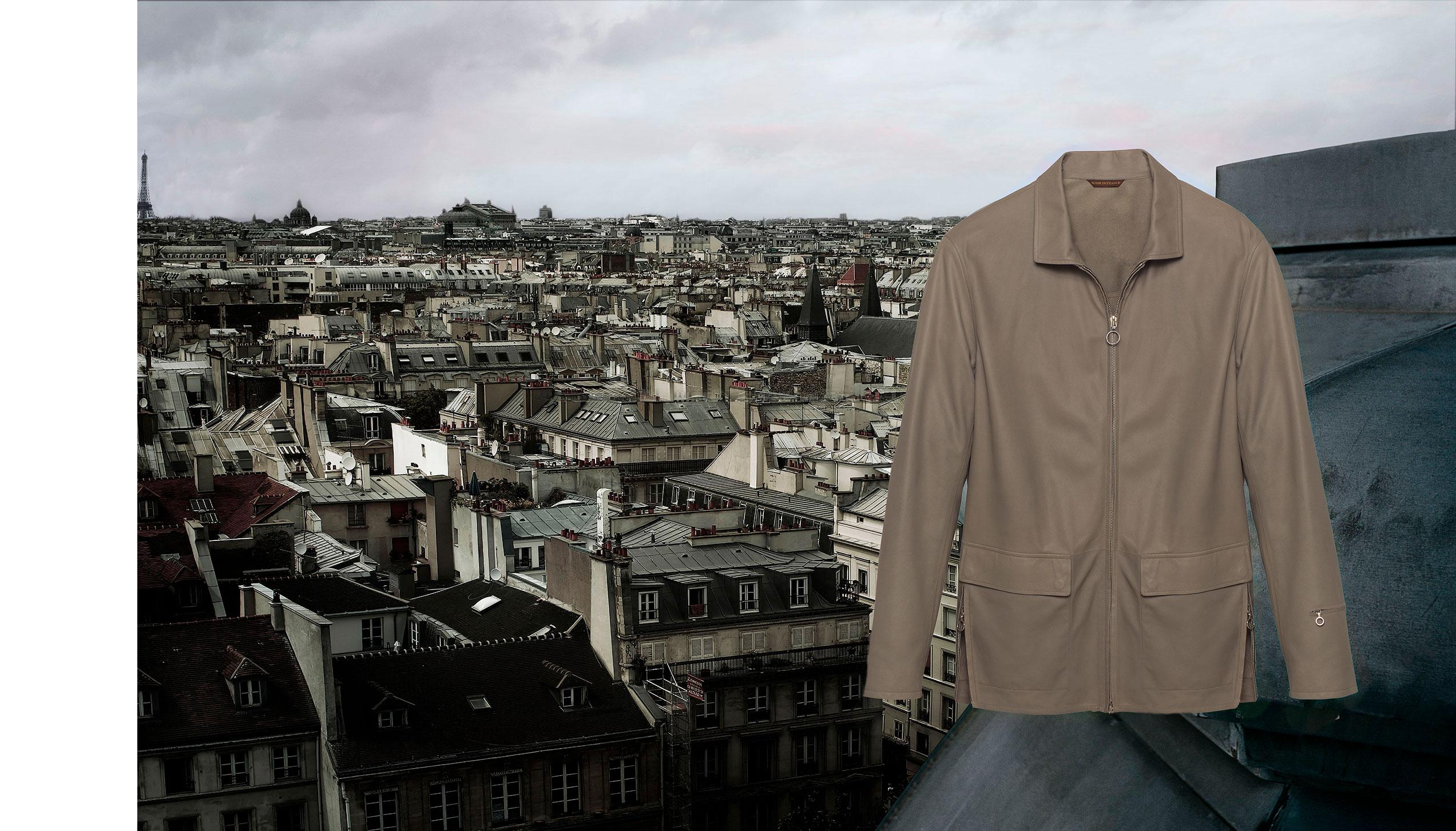 Miko jacket 010 foulard metis